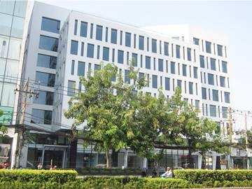 Cao ốc cho thuê văn phòng 144 Cộng Hòa, Quận Tân Bình - vlook.vn