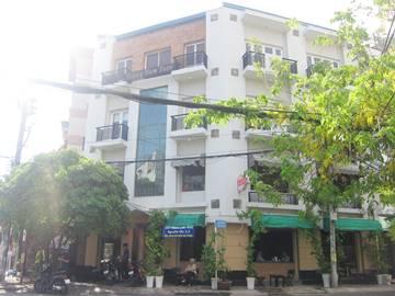 Cao ốc cho thuê văn phòng 320 NTT Nguyễn Trọng Tuyển, Quận Tân Bình - vlook.vn