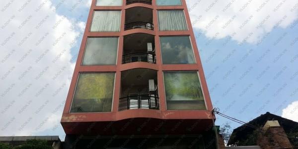 Tòa nhà A4 BUILDING Đường A4 - Văn phòng cho thuê quận Tân Bình - VLOOK.VN