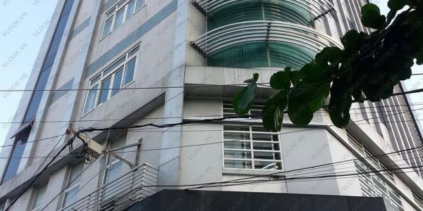 Tòa nhà PEACE BUILDING Đường Điện Biên Phủ - Văn phòng cho thuê quận Bình Thạnh - VLOOK.VN