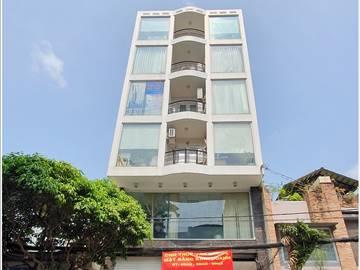 Cao ốc cho thuê văn phòng A4 Building, Quận Tân Bình - vlook.vn