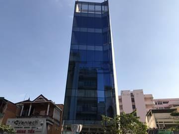 Cao ốc cho thuê văn phòng Aloha Building, Bạch Đằng, Quận Tân Bình - vlook.vn