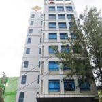 Cao ốc cho thuê văn phòng Arrow Building, Hoàng Việt, Quận Tân Bình - vlook.vn