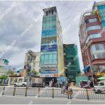 Cao ốc cho thuê văn phòng tòa nhà Đại Việt Building, Đinh Tiên Hoàng, Quận Bình Thạnh, TPHCM - vlook.vn