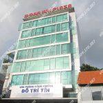 Cao ốc văn phòng cho thuê Đoàn Hải Plaza Trường Chinh Phường 15 Quận Tân Bình TP.HCM - vlook.vn