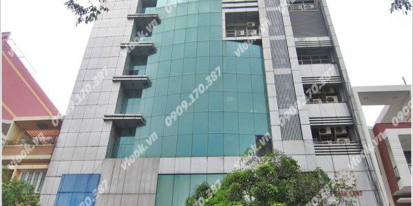 Cao ốc cho thuê văn phòng HHM Building Xuân Hồng Phường 12 Quận Tân Bình TP.HCM - vlook.vn