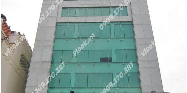 Cao ốc cho thuê văn phòng Hoàng Việt Building Phường 4 Quận Tân Bình TP.HCM - vlook.vn