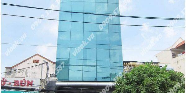 Cao ốc cho thuê văn phòng Nguyễn Xí 2 Building, Quận Bình Thạnh, TPHCM - vlook.vn