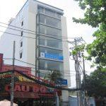 Cao ốc cho thuê văn phòng Nguyễn Xí Building, Quận Bình Thạnh, TPHCM - vlook.vn