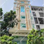 Mặt trước cao ốc cho thuê văn phòng TB Rich Building, Lê Trung Nghĩa, Quận Tân Bình, TPHCM - vlook.vn