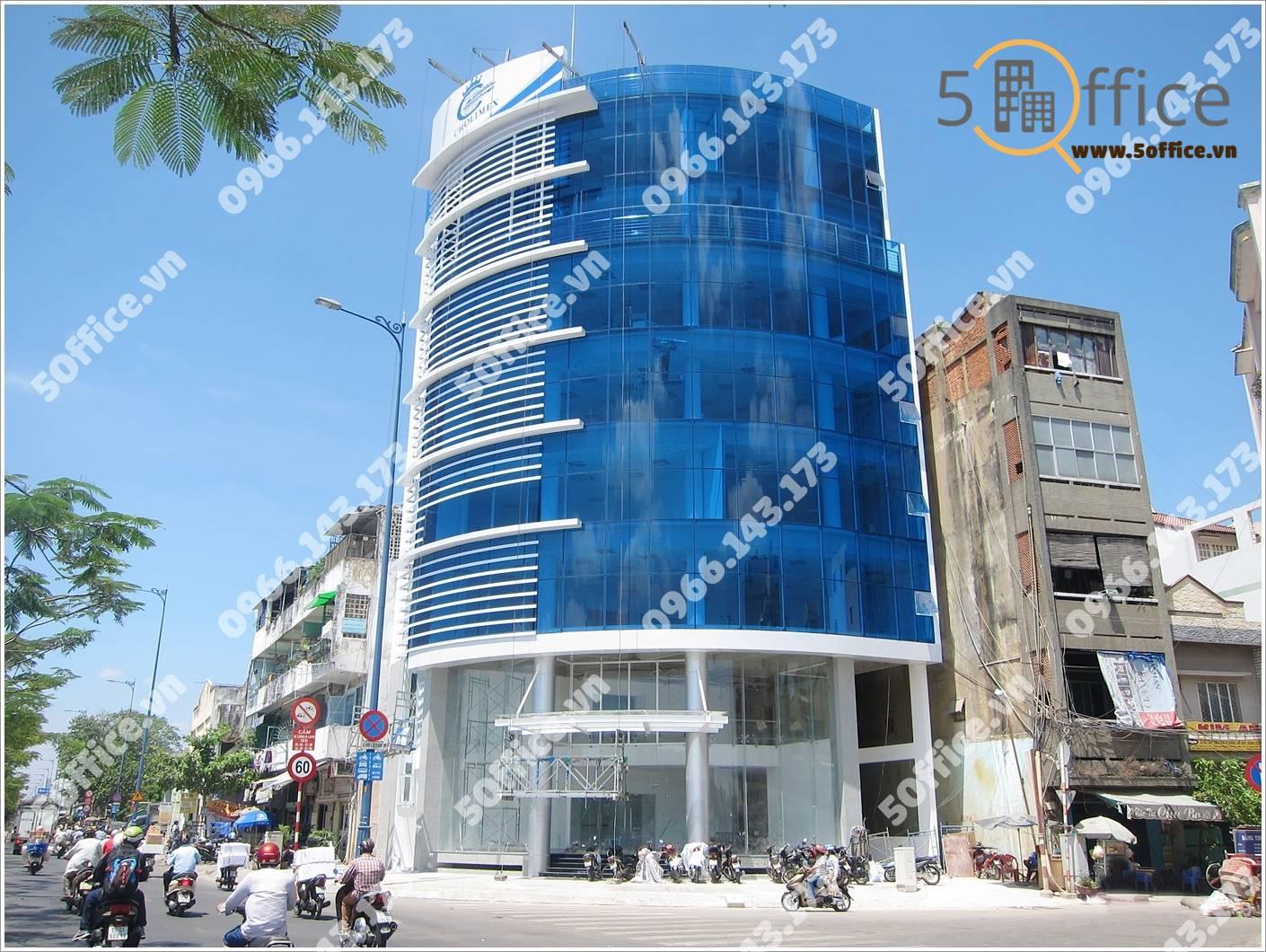 Văn phòng cho thuê Cholimex Building Võ Văn Kiệt - vlook.vn