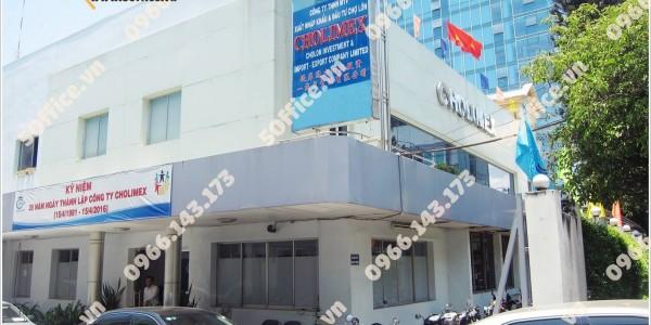 Văn phòng cho thuê Cholimex Building Nguyễn Trãi, Quận 5 - vlook.vn