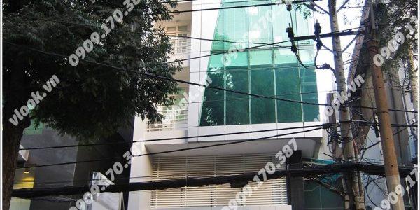 Cao ốc cho thuê văn phòng Mây Plaza Võ Văn Tần Quận 3 TP.HCM - vlook.vn