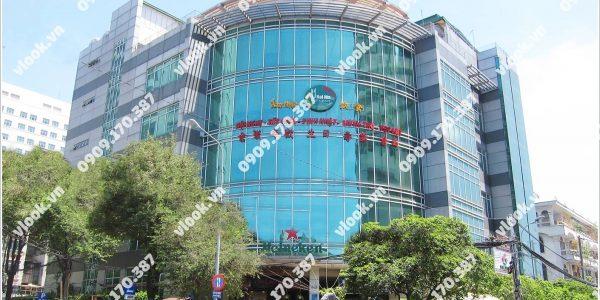 Văn phòng cho thuê Vinasun Tower, Nguyễn Trãi, Phường 11, Quận 5, TP.HCM
