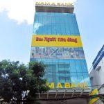 Tòa nhà Báo Người Tiêu Dùng News Tower Nguyễn Biểu - Văn phòng cho thuê Quận 5, vlook.vn
