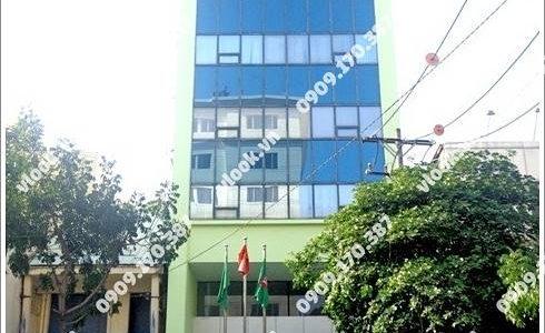 Văn phòng cho thuê Falcon Shipping Building Nguyễn Đình Chiểu, Quận 3, TP.HCM