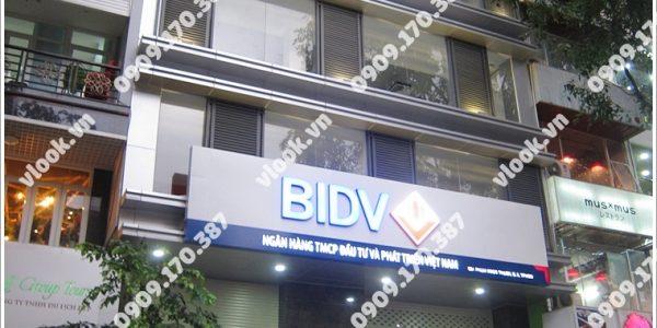 Văn phòng cho thuê Sông Đô Tower Phạm Ngọc Thạch, Quận 3 - vlook.vn