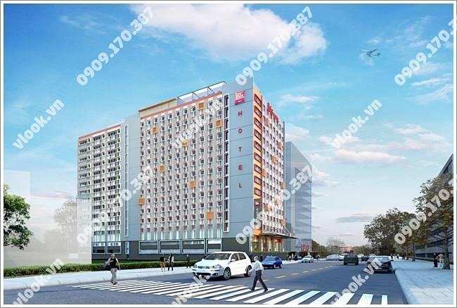 Văn phòng cho thuê Hado Airport Building, 2 Hồng Hà, Phường 2, Quận Tân Bình, TP.HCM