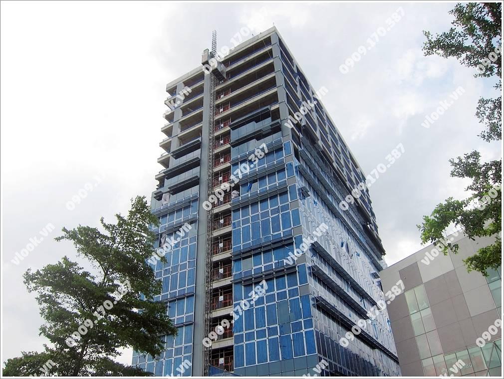 Văn phòng cho thuê Mapletree Business Center Nguyễn Văn Linh, Quận 7, TP.HCM