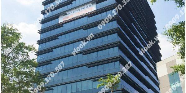 Cao ốc văn phòng cho thuê Mapletree Business Centre Quận 7 TP.HCM - vlook.vn