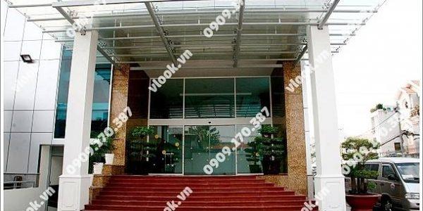 Văn phòng cho thuê giá rẻ PTS Saigon Building, 118 Huỳnh Tấn Phát, Quận 7, TP.HCM - vlook.vn