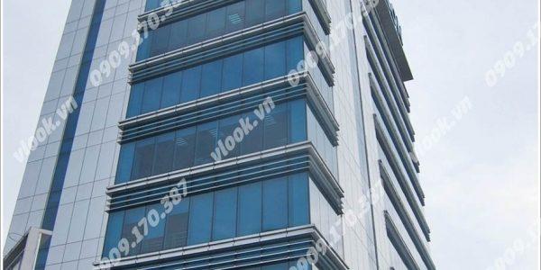 Cao ốc cho thuê văn phòng PTS Saigon, Huỳnh Tấn Phát, Quận 7, TPHCM - vlook.vn