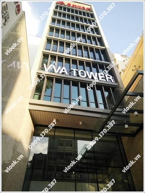 VVA Tower Lý Tự Trọng - Văn phòng cho thuê quận 1 giá rẻ - vlook.vn
