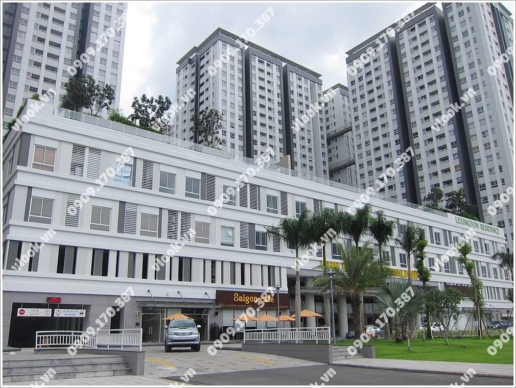 Văn phòng cho thuê Officetel Lexington Residence, 67 Mai Chí Thọ, Phường An Phú, Quận 2, TP.HCM - vlook.vn
