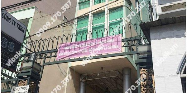 Văn phòng cho thuê Building 446 Võ Văn Kiệt, Phường Cô Giang, Quận 1, TP.HCM - vlook.vn
