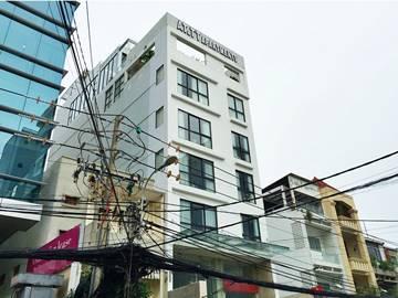 Cao ốc văn phòng cho thuê AT&TT Building Nguyễn Đình Chiểu, Quận 3.