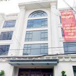Cao ốc cho thuê văn phòng CMR Building, Lê Văn Lương Quận 7, TPHCM - vlook.vn