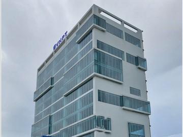 Cao ốc cho thuê văn phòng DHA Building, Nguyễn Văn Linh, Quận 7, TPHCM - vlook.vn
