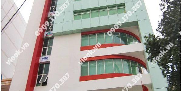 Toàn cảnh văn phòng cho thuê FIT Building Nguyễn Đình Chiểu, Quận 3.