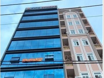 Cao ốc cho thuê văn phòng Golden Home Huỳnh Tấn Phát, Quận 7, TPHCM - vlook.vn