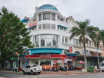 Cao ốc cho thuê văn phòng Green+ Building, Trần Trọng Cung, Quận 7, TPHCM - vlook.vn