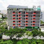 Cao ốc cho thuê văn phòng HKL Building, Nguyễn Hữu Thọ, Quận 7, TPHCM - vlook.vn