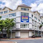 Cao ốc cho thuê văn phòng H&N Building, Trần Trọng Cung, Quận 7, TPHCM - vlook.vn