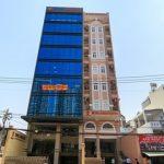 Cao ốc cho thuê văn phòng Huna Building, Huỳnh Tấn Phát, Quận 7, TPHCM - vlook.vn