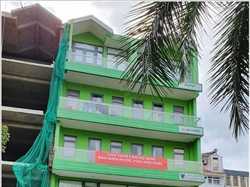 Cao ốc cho thuê văn phòng Janssen Building, Đường D1, Quận 7, TPHCM - vlook.vn