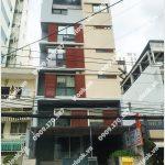 Cao ốc cho thuê văn phòng Mỹ Hà Building Nguyễn Đình Chiểu Quận 3, TP.HCM - vlook.vn