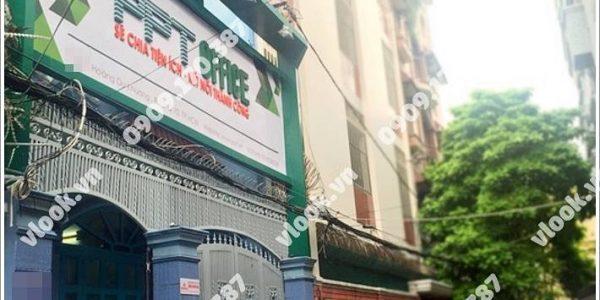 Văn phòng cho thuê PPT Office Building Hoàng Dư Khương, Quận 10, TP.HCM - vlook.vn 01