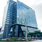 Cao ốc cho thuê văn phòng PV Gas Tower, Nguyễn Hữu Thọ, Quận 7, TPHCM - vlook.vn
