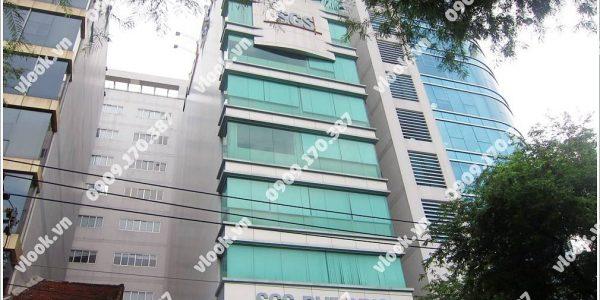 Cao ốc văn phòng cho thuê SGS Building Võ Văn Tần, Quận 3 - vlook.vn 01