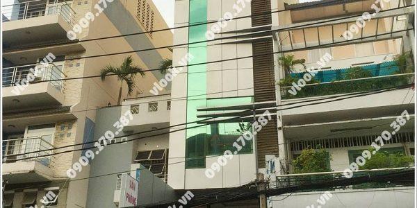 Văn phòng cho thuê Building 95, Điện Biên Phủ, Phường Đa Kao, Quận 1, TP.HCM - vlook.vn