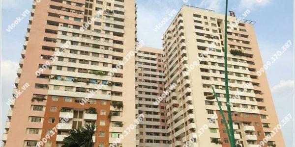 Cao ốc cho thuê văn phòng Screc Tower, Trường Sa, Phường 12, Quận 3, TP.HCM - vlook.vn