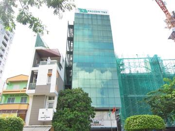 Văn phòng cho thuê Falcon Building, Bến Vân Đồn, Phường 1, Quận 4, TP.HCM - vlook.vn