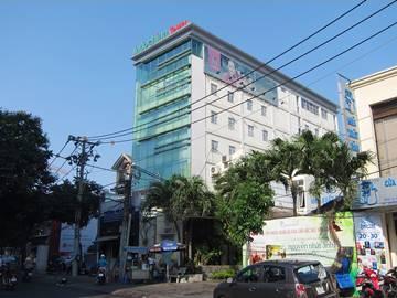 Cao ốc cho thuê văn phòng Indochina Tower, Lý Chính Thắng, Phường 7, Quận 3, TP.HCM - vlook.vn
