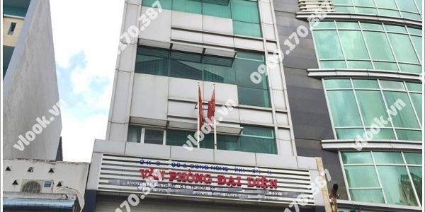 Cao ốc cho thuê văn phòng Nguyễn Thiện Thuật Building Phương 1 Quận 3, TP.HCM - vlook.vn