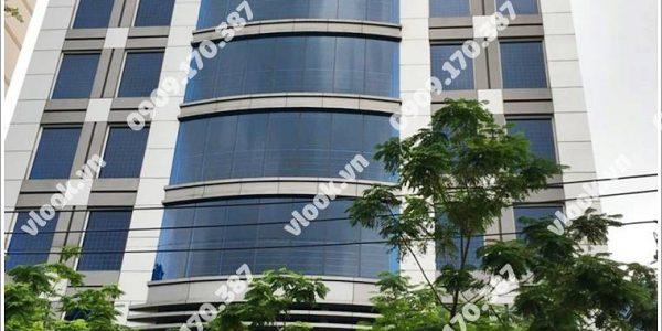 Cao ốc cho thuê văn phòng Sacomreal Building, Phó Đức Chính, Phường Nguyễn Thái Bình, Quận 1, TP.HCM - vlook.vn