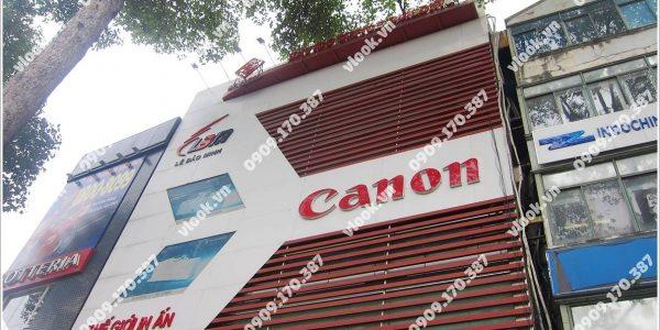 Văn phòng cho thuê Savico Office Building, Trần Hưng Đạo, Phường Cầu Ông Lãnh, Quận 1, TP.HCM - vlook.vn